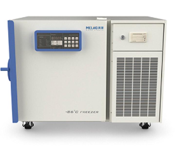 Морозильник з ультра низькою температурою на 100 л. (-10…-86°С) вертикальний