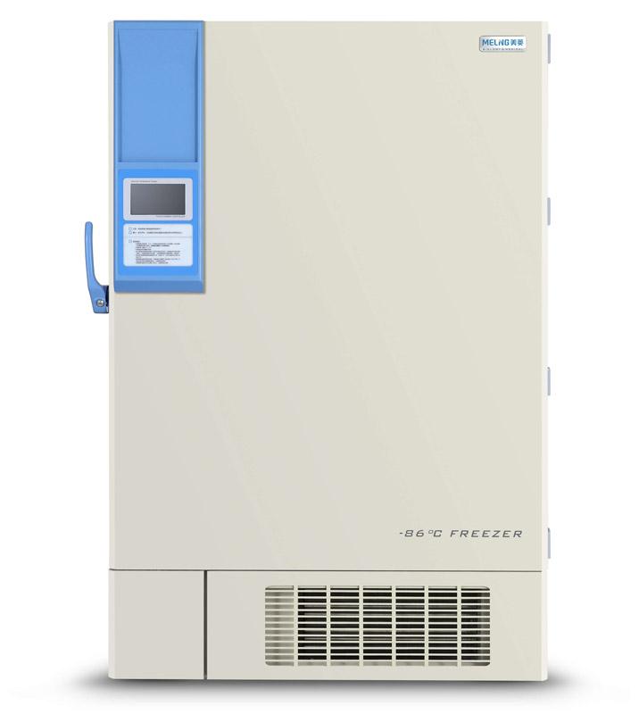 Морозильник з ультра низькою температурою на 1008 л. (-10…-86°С) вертикальний