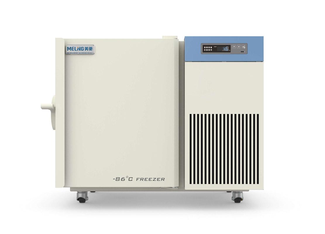 Морозильник з ультра низькою температурою на 50 л. (-10…-86°С) вертикальний