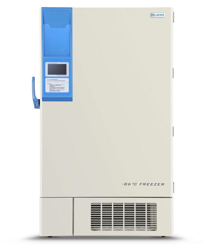Морозильник з ультра низькою температурою на 858 л. (-10…-86°С) вертикальний