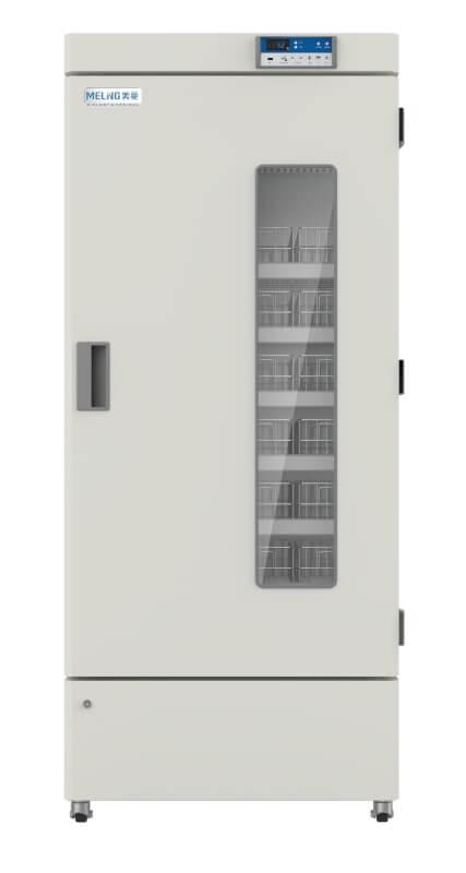Холодильник для збереження компонентів крові на 368 л. (+ 4 ± 1°С) вертикальний