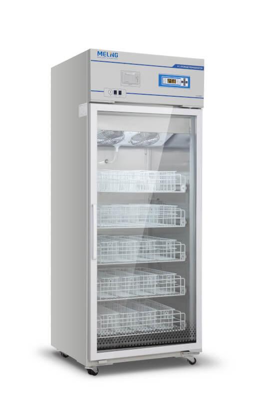 Холодильник для збереження компонентів крові на 588 л. (+ 4 ± 1°С) вертикальний
