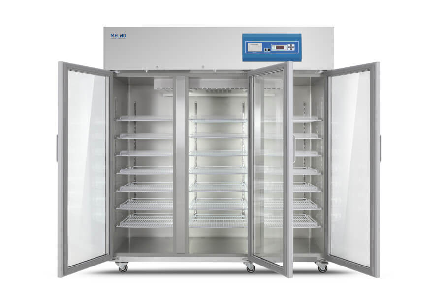 Холодильник на 1500 л. (+2…+8°С) вертикальний